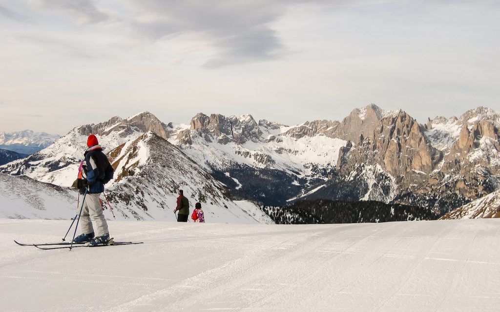 Dolomiten Ski in Carezza 3 Tage Winterspecial