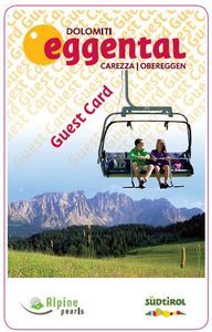 Val d'Ega Guest Card, for use of lifts and public means